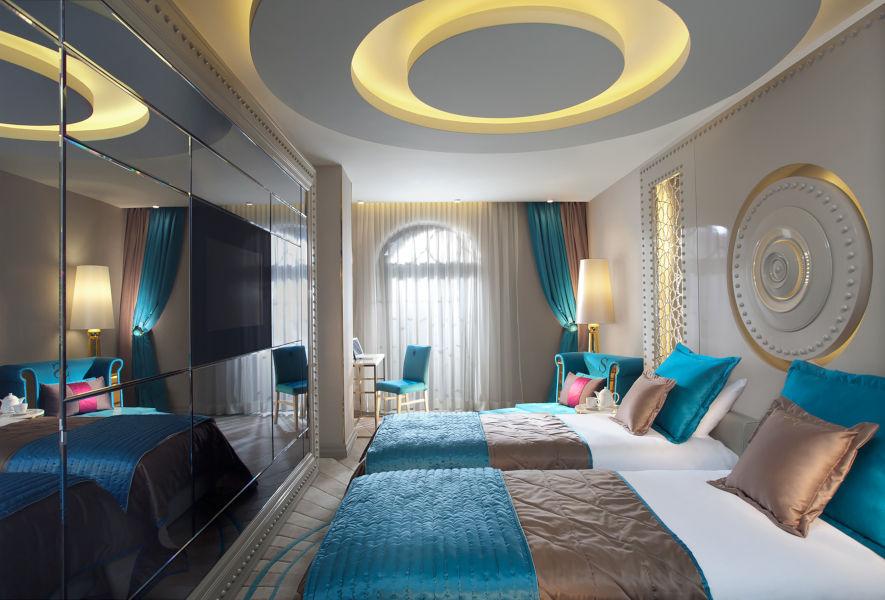 Chambre Deluxe avec balcon