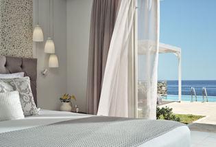 Chambre Luxury au bord de l'eau avec piscine indépendante